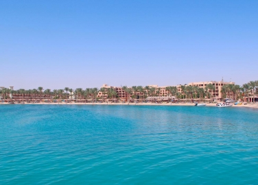 HOLIDAY IN HURGHADA AT THE RED SEA COASTЕ